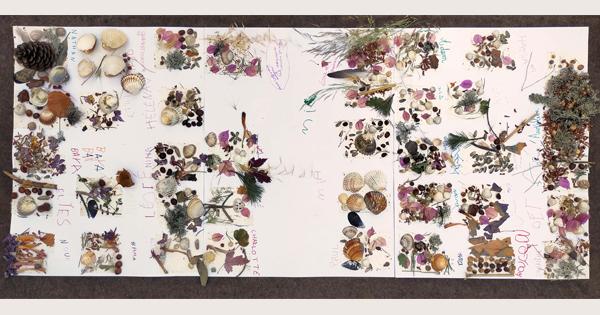 """Atelier enfant Fresque """"Nature"""""""